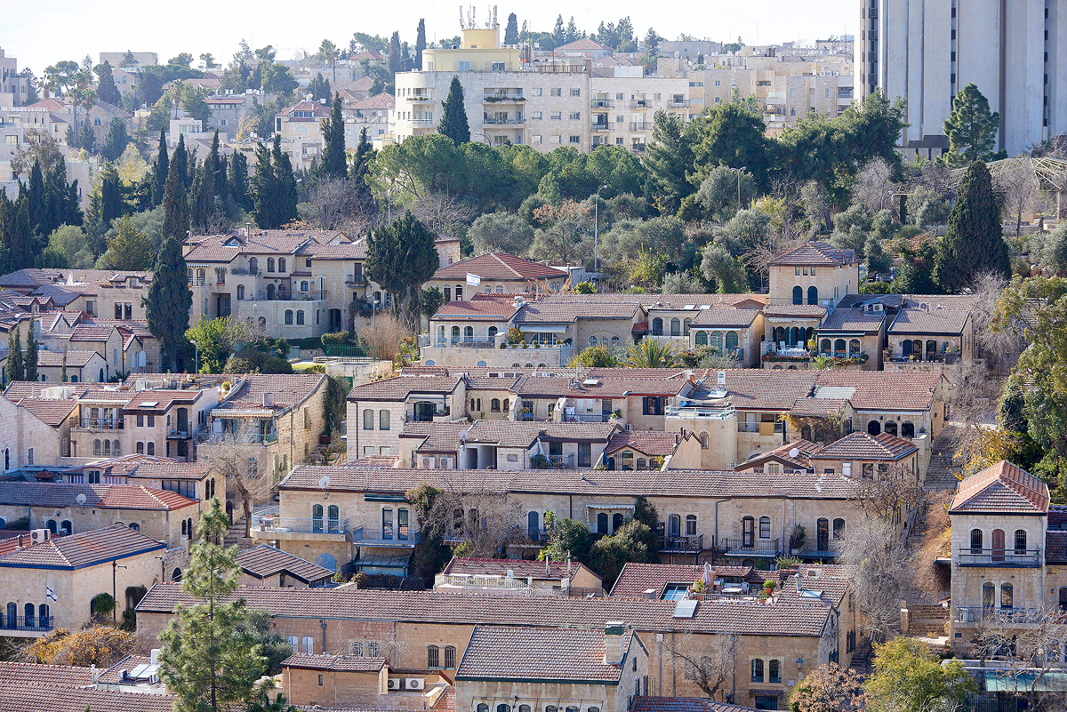 Yemin Moshe neighborhood