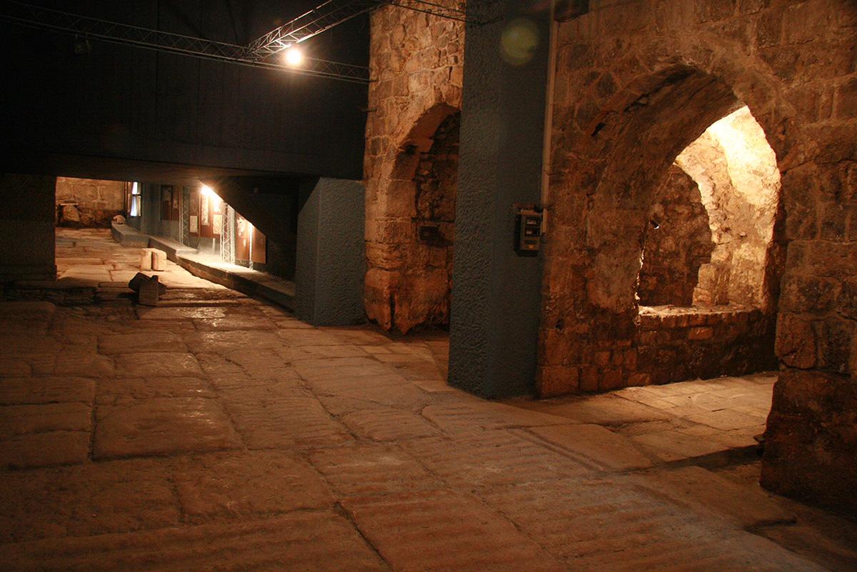 הכיכר הרומית