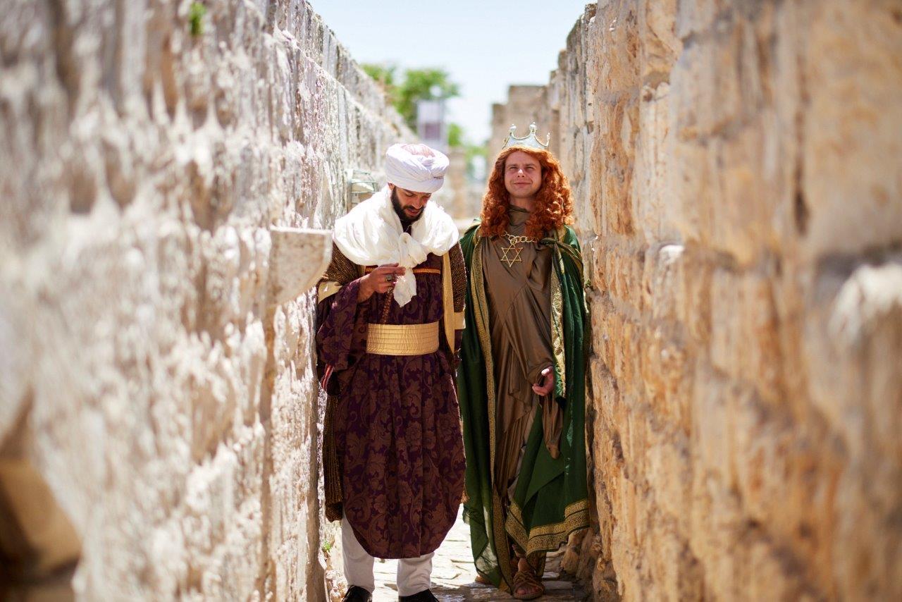 El paseo de las murallas